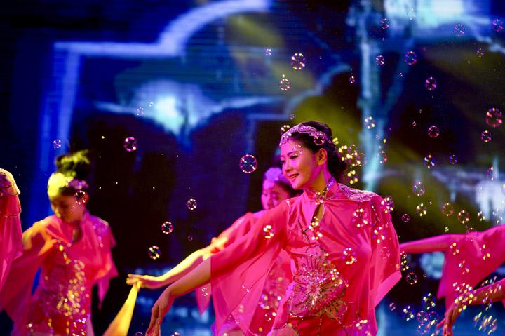 海南11选5追号计划2015年度新春联欢会