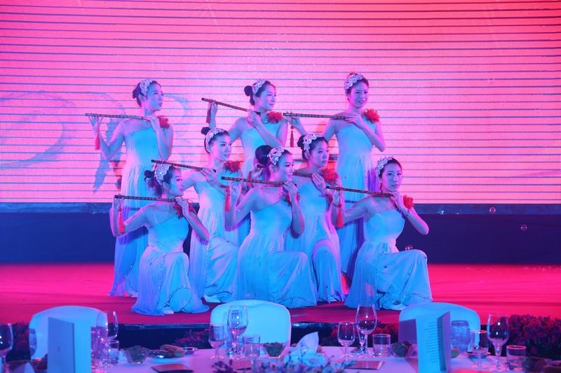 海南11选5追号计划2012年度颁奖典礼暨新春联欢会